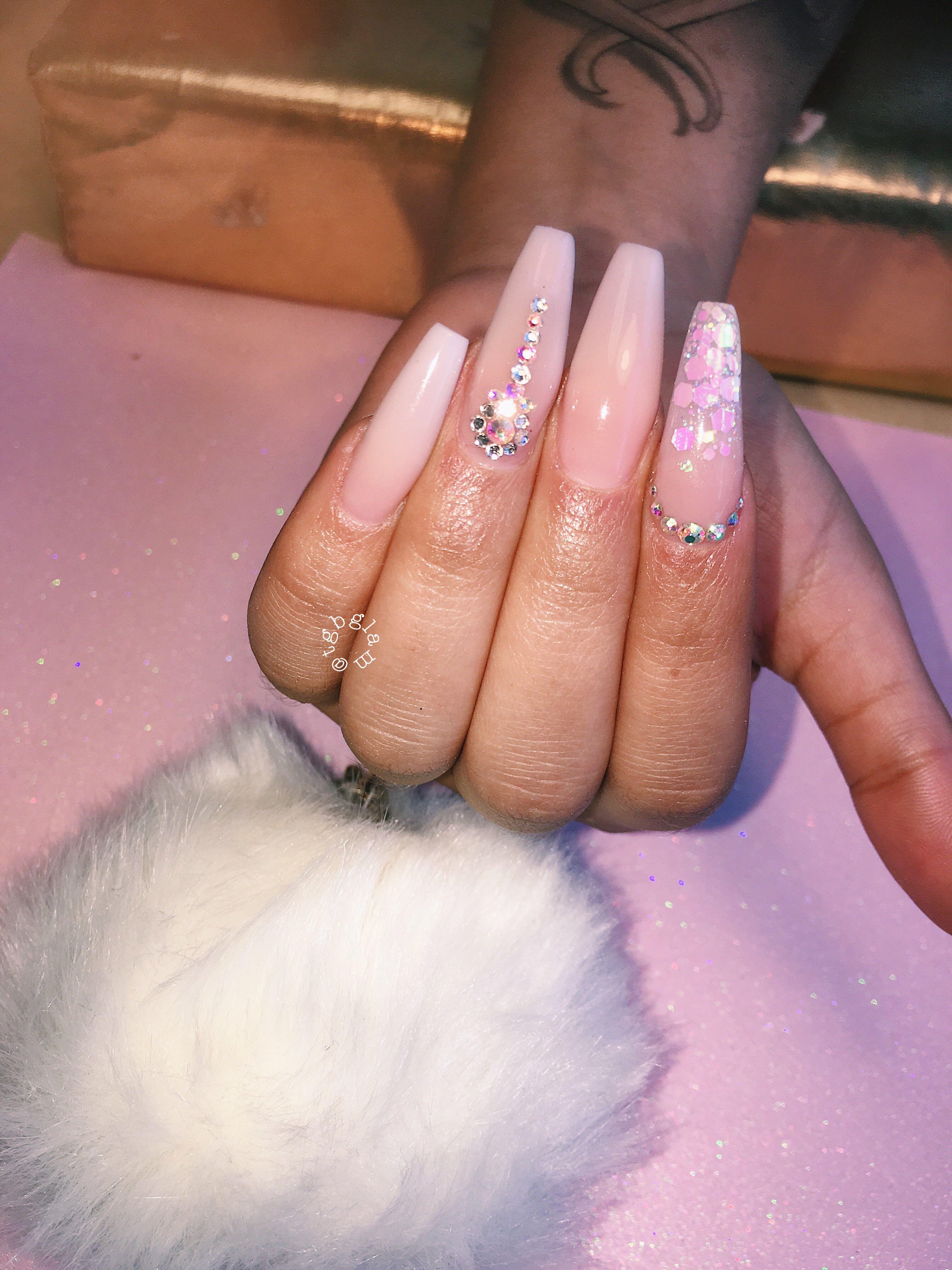 birthday nails gloss la sparkles