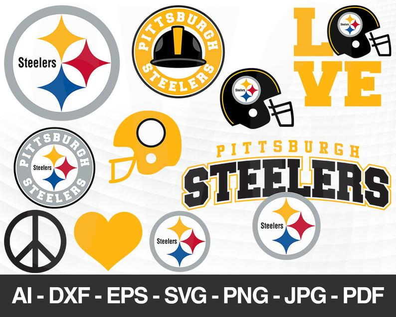 Pittsburgh Steelers SVG Pittsburgh Steelers files steelers