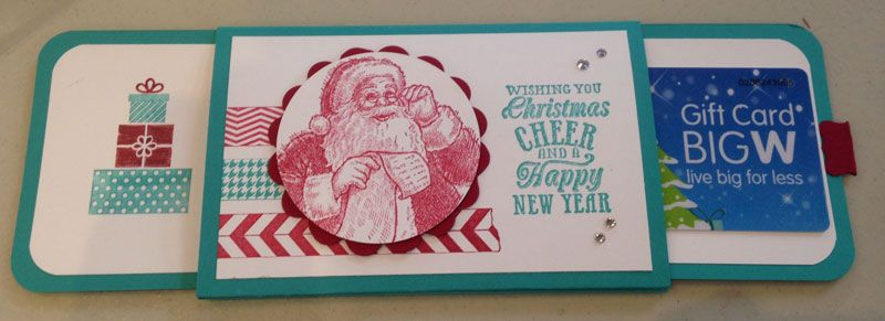 time flies when you love stampin' up  cards christmas