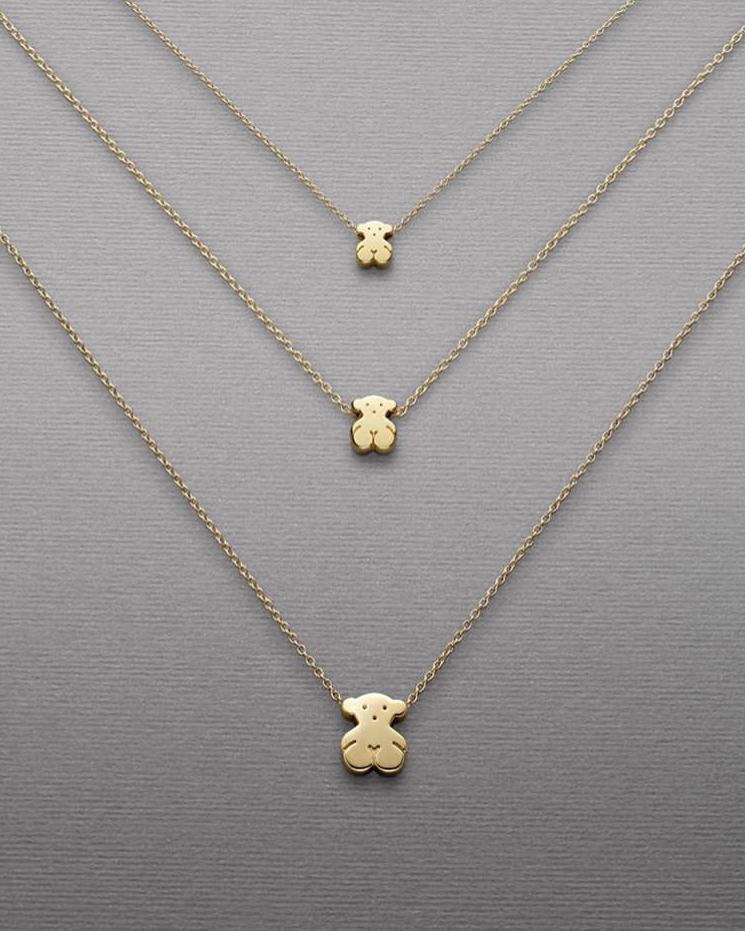 #jewelry #tous #bear #gold #tousjewelry