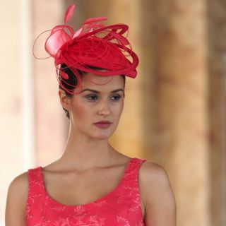 bibi rouge paule vasseur chapeaux wedding dresses just married et red carpet party. Black Bedroom Furniture Sets. Home Design Ideas
