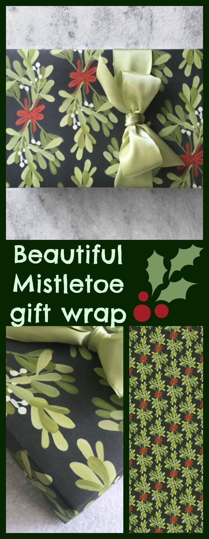 Fine christmas gift wrap
