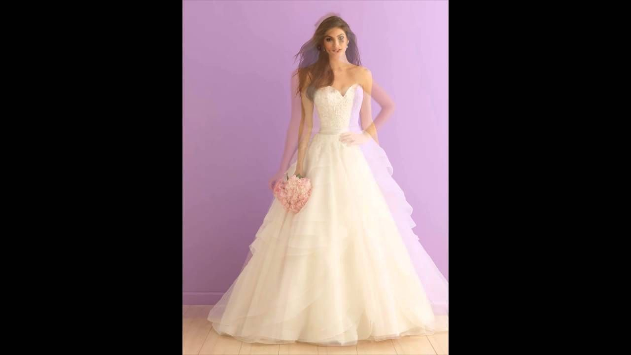 The Allure Romance Wedding Dress Collection From Lori G Bridal Derby ...