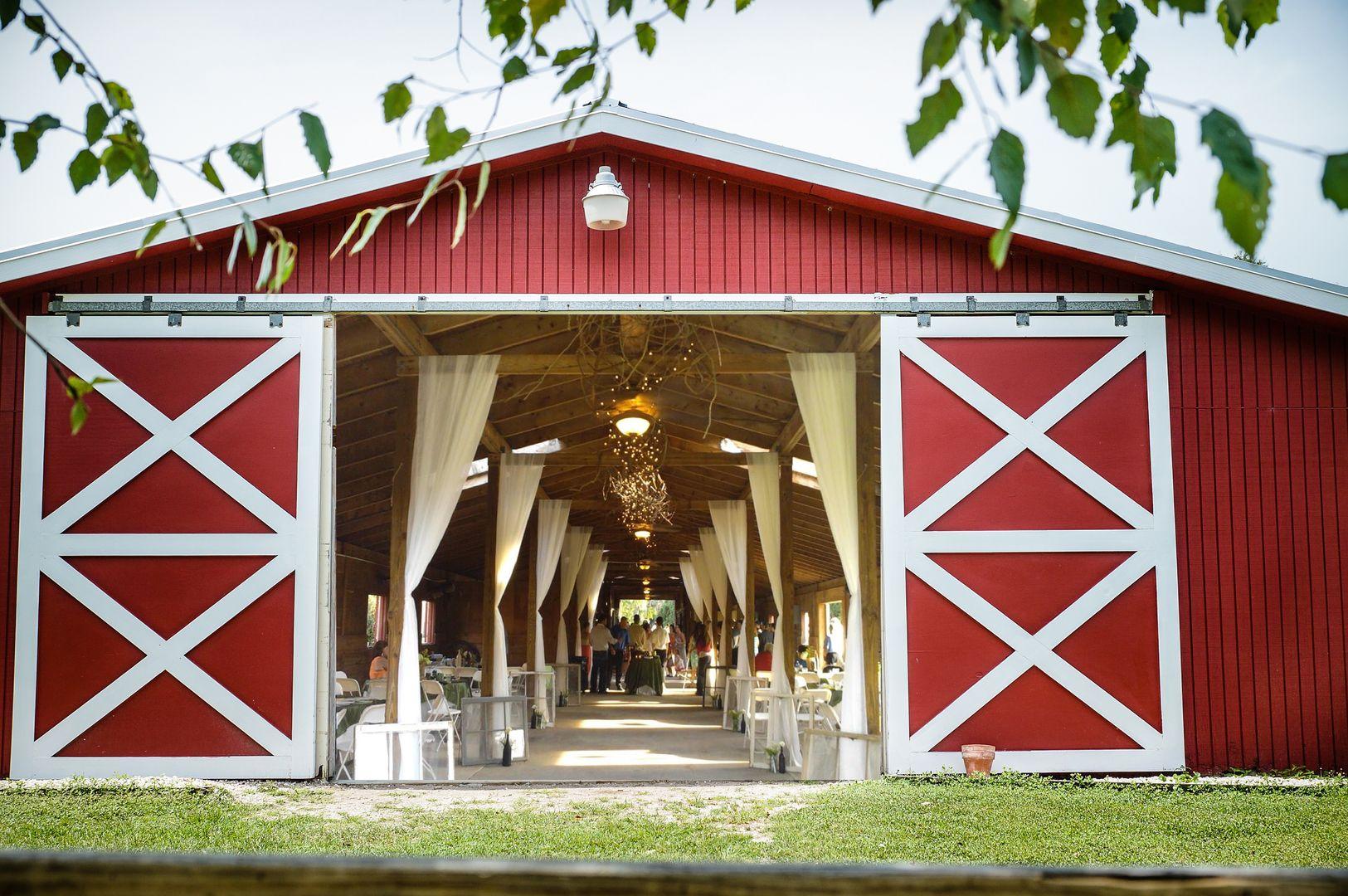6 Wedding Barn Venues in You've Never Heard of