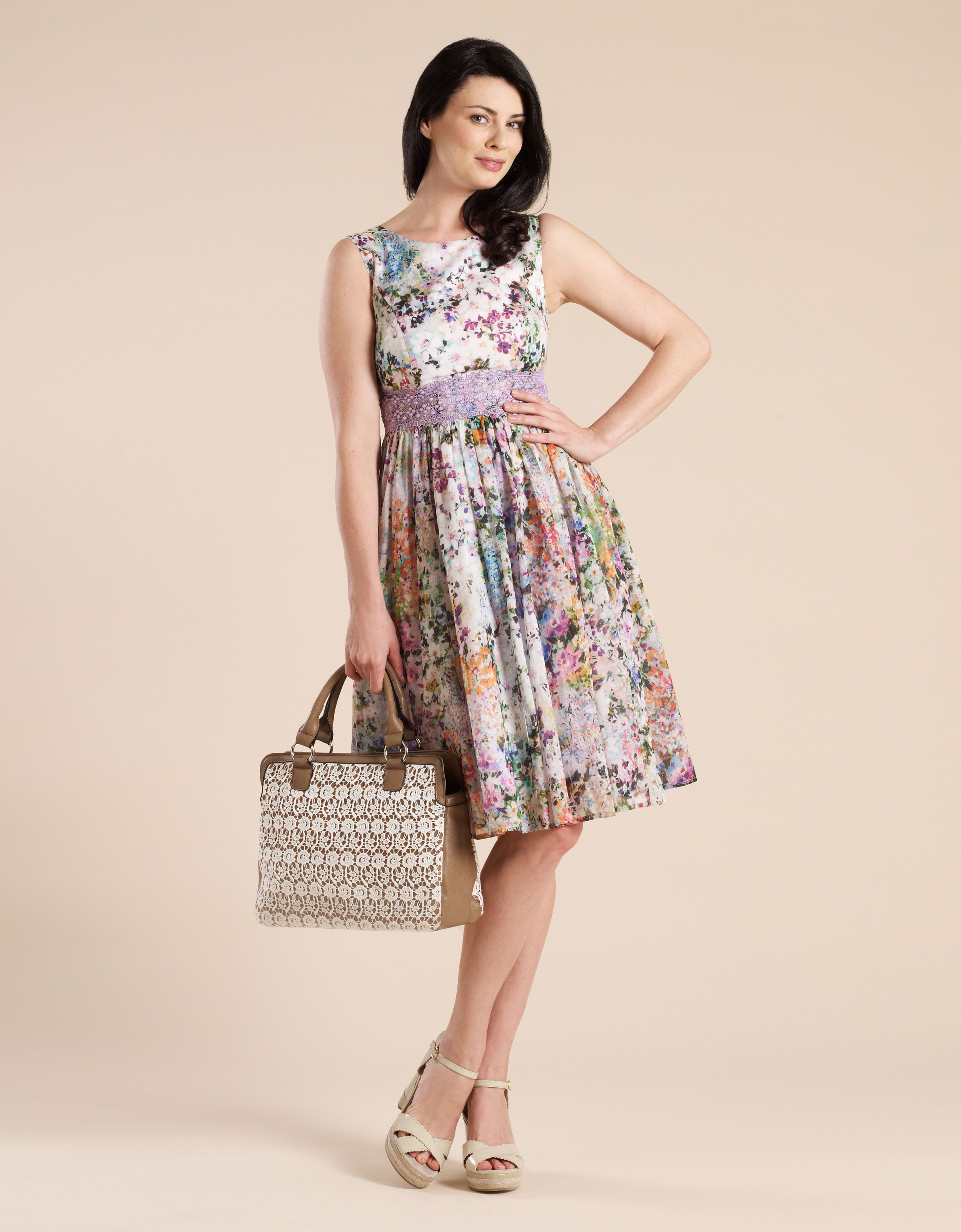 Priscilla Cocktail Dress Monsoon