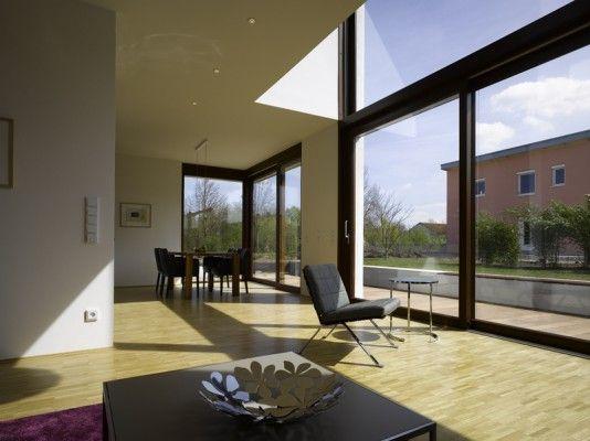 VARIOhaus - Anne Lampen Architekten BDA   Neubau eines Einfamilienhauses im Zauberwinkel Poing