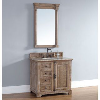 Awesome James Martin Furniture Driftwood Single 36 Inch Bath Vanity Cabinet  (Tropical Brown), Size Single Vanities