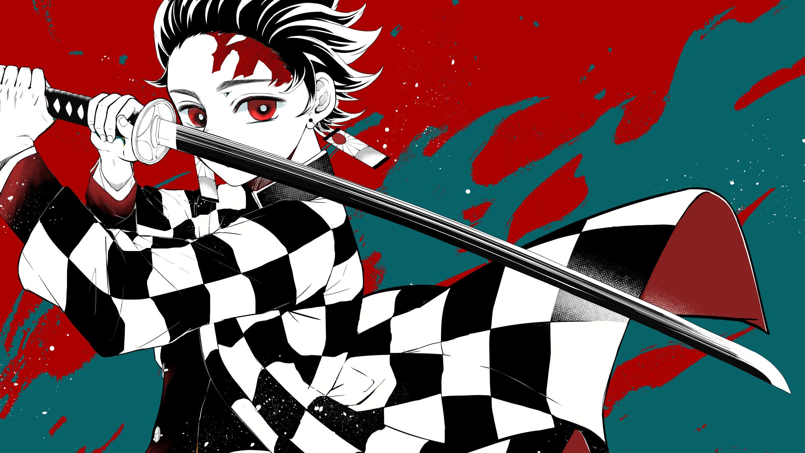 Fresh Download Wallpaper Sword Guy Demon Slayer Kimetsu No