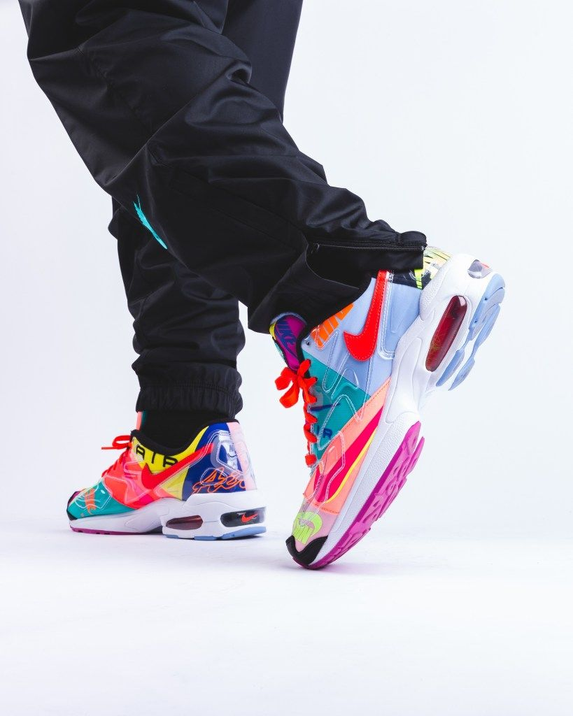 air max 2 light atmos homme