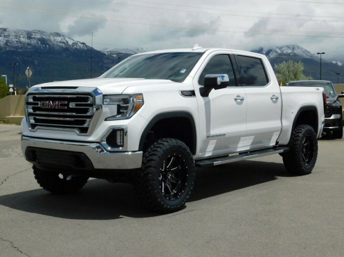 2019 Gmc Yukon Denali With Vossen Wheels Done By Custom Vehicle Design What Are You Waiting For Customize Your Vehicle Gmc Denali Gmc Yukon Gmc Yukon Denali