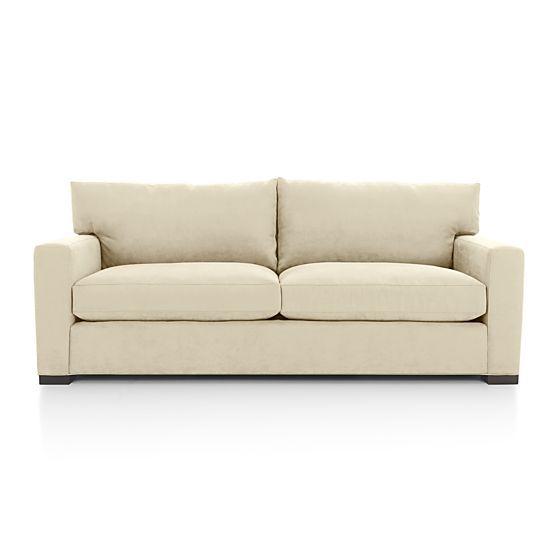 Axis Ii 2 Seat Sofa Microfiber Sofa Sofa Sleeper Sofa