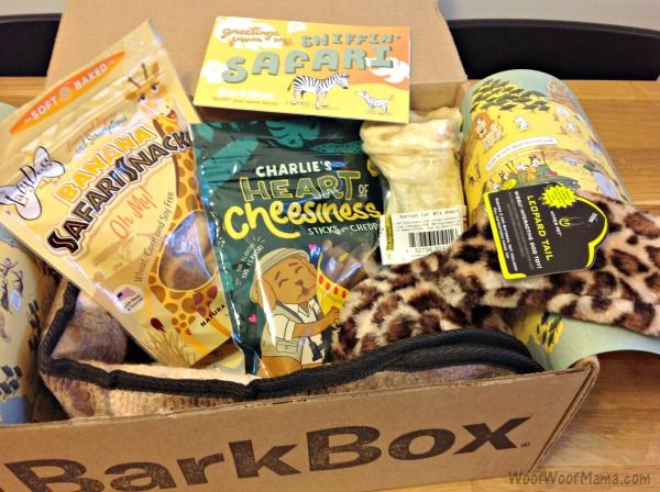 Barkbox Review Coupon Large Dog Subscription Box February 2017