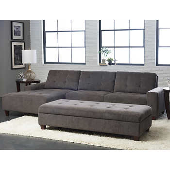 Might Be Perfect Fabric Sectional Sectional Sofa Grey Sectional Sofa