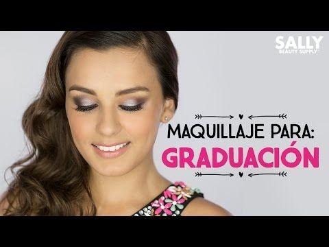 Maquillaje para Graduación Paso a Paso