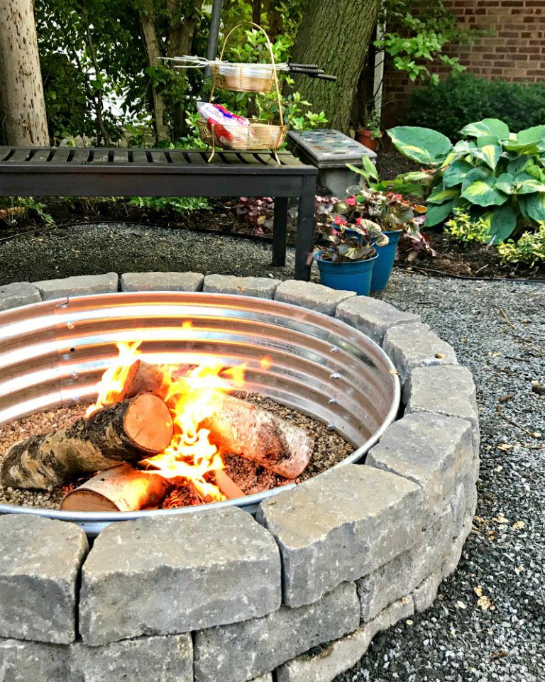 Photo of How to Build a Custom Backyard Fire Pit – Average But Inspired