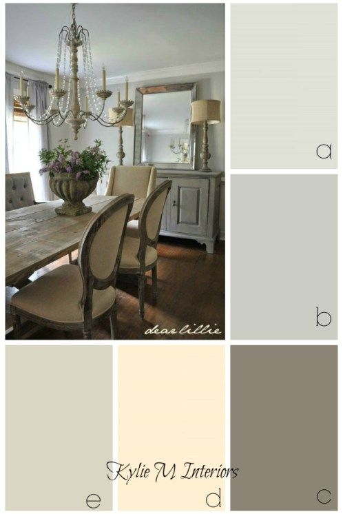 The Best Modern Farmhouse Paint Colours Benjamin Moore