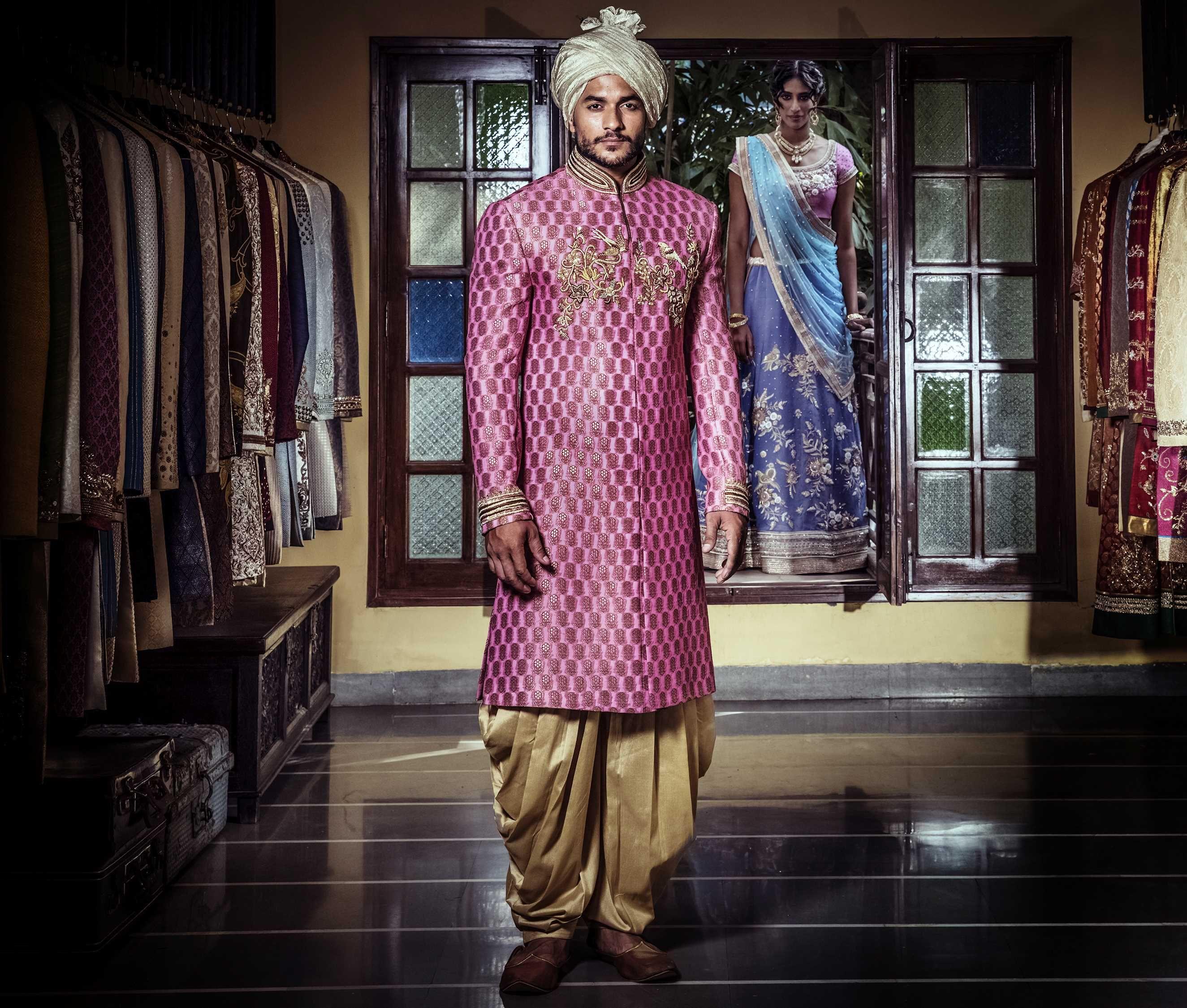 Sherwani | Darshi Shah Bhavin Trivedi | Men\'s Collection | Pinterest