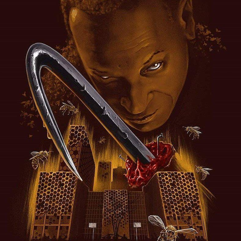 Is Tony Todd Back Sources Say That Tonytoddofficial Is Returning As The Candyman In The Jordan Peele Produced Horror Artwork Horror Characters Movie Monsters