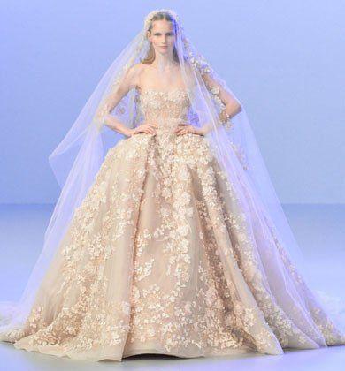 14 Lebanese Fashion Designers Who Make the Most Beautiful Wedding 30