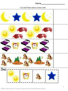 day night worksheets google search day night kindergarten pinterest worksheets matching. Black Bedroom Furniture Sets. Home Design Ideas
