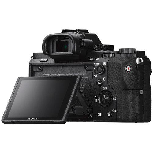 Sony Alpha a7II Mirrorless Digital Camera with 3.0
