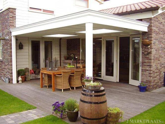 veranda bouwtekening google zoeken terrasse. Black Bedroom Furniture Sets. Home Design Ideas