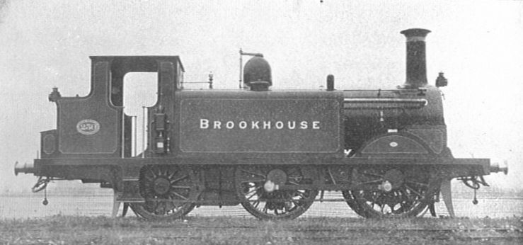 LBSC D Class, Brighton | Southern trains, Southern railways