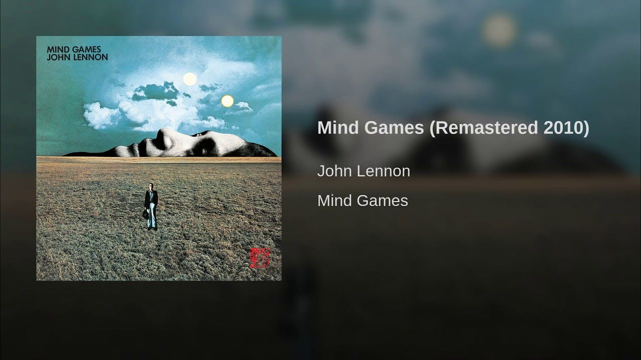Ady Suleiman Longing For Your Love mind games (remastered 2010)  mind games, john lennon, lennon