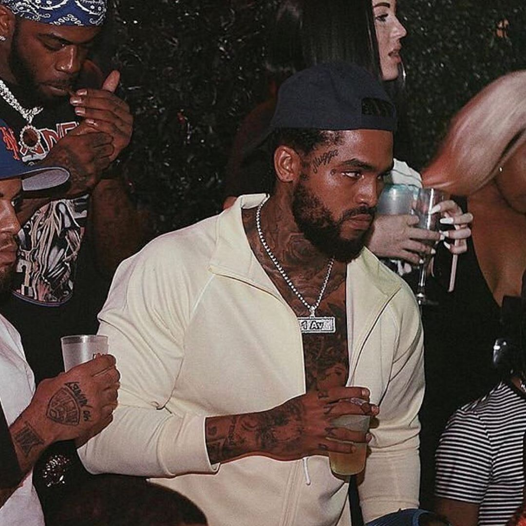 Pin On Dave East Rapper