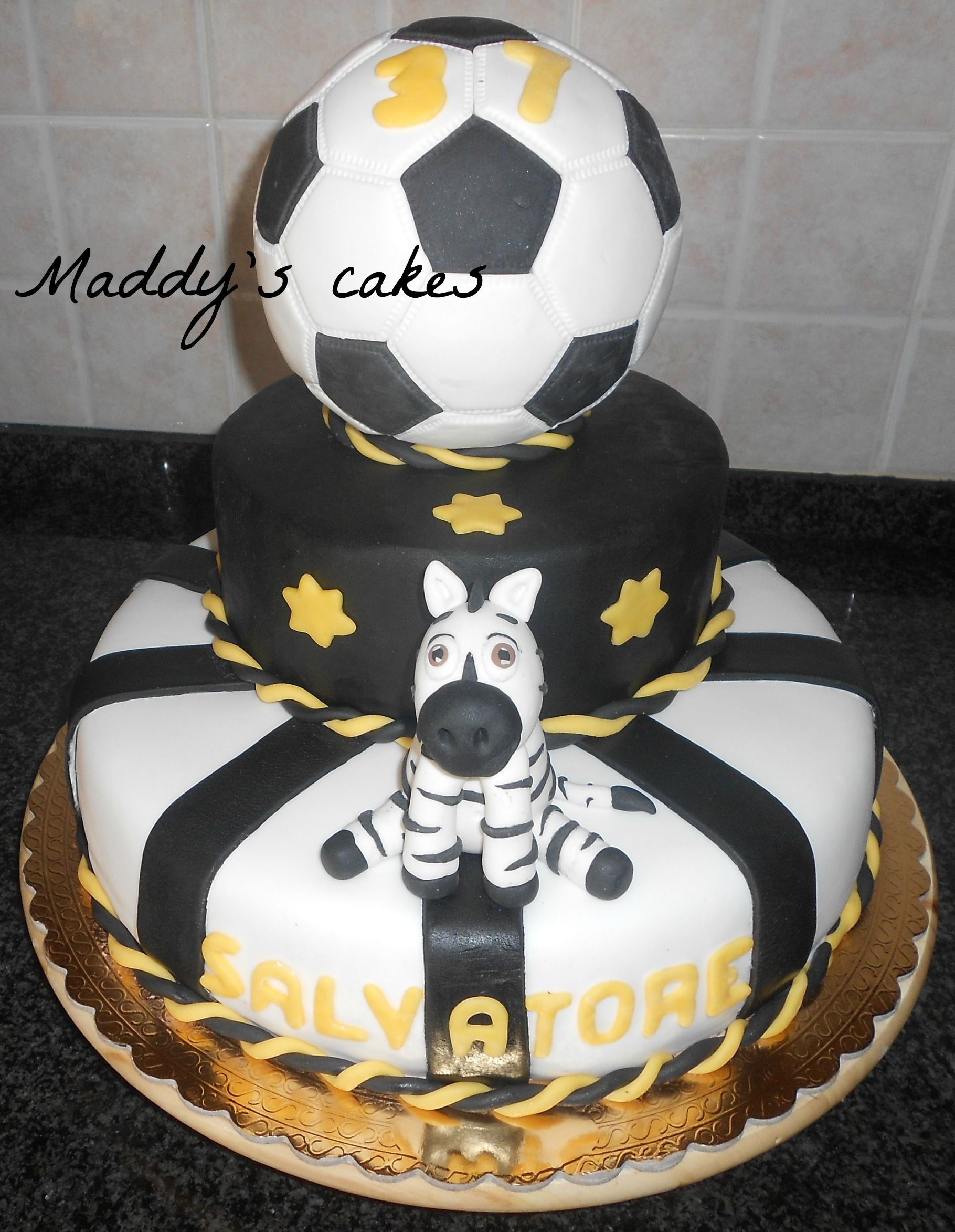 Bien-aimé torta juventus | torte | Pinterest | Soccer cake and Cake JX59