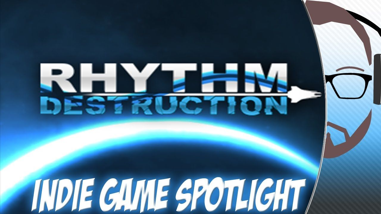 Rhythm Destruction - Rhythm-based shoot-em-up - Indie Game Spotlight