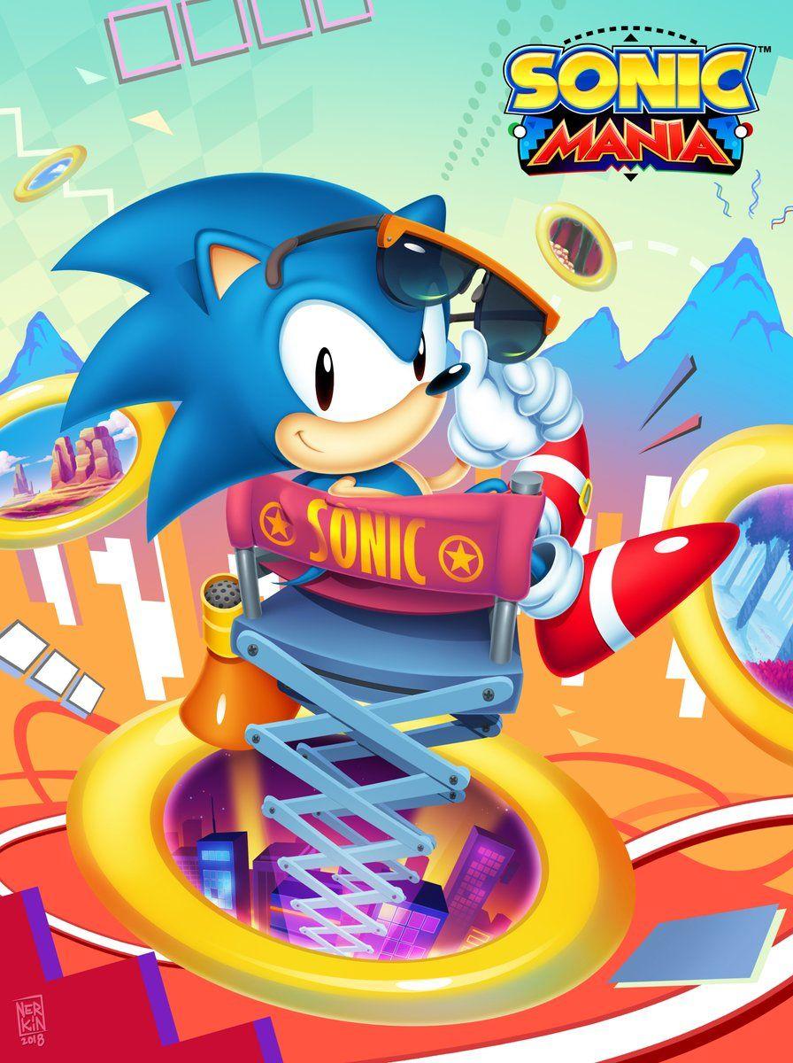 AppMarsh com on   Android   Sonic mania, Hedgehog, Sonic the hedgehog