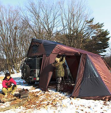 See The Skycamp And Previous Ikamper Rtt Models Around The World Suv Tent Expedition Gear Tent