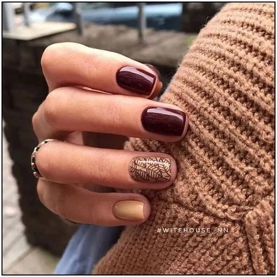 123+ popular winter nails colors to look excellent this season 7 | cynthiapina.me