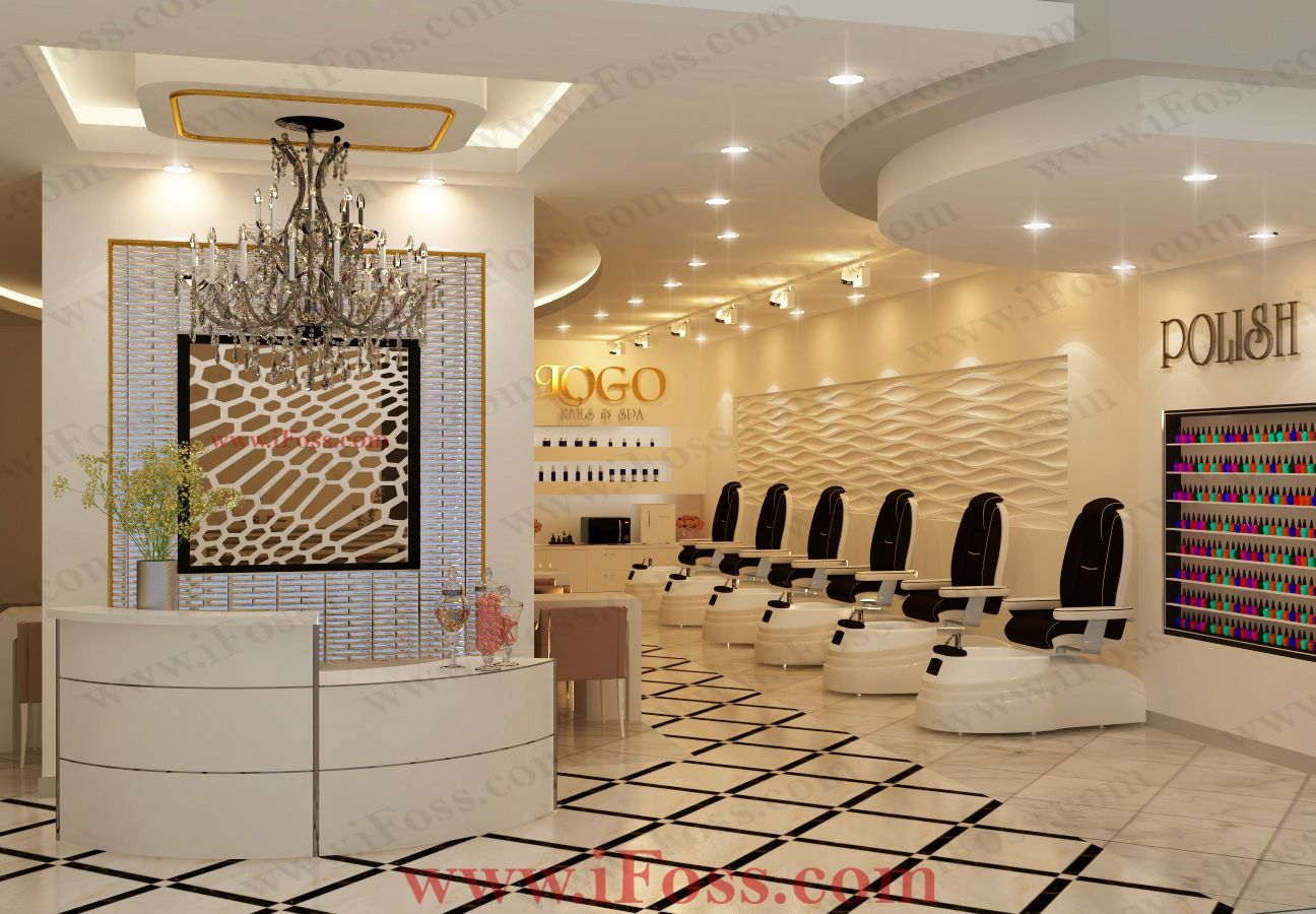 Free Design For Nails Salon Build Remodel In California P S Only