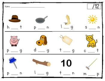 Worksheet Missing Vowel Worksheets 1000 images about vowels on pinterest vowel sounds short and worksheets