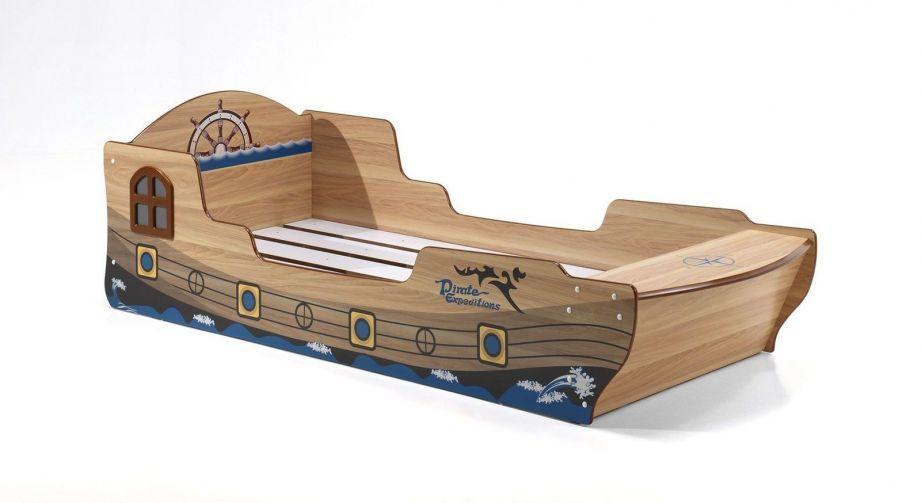 Piratenbett Enter Inklusive Rolllattenrost Wooden Toy Car Kids Room Design Toy Car