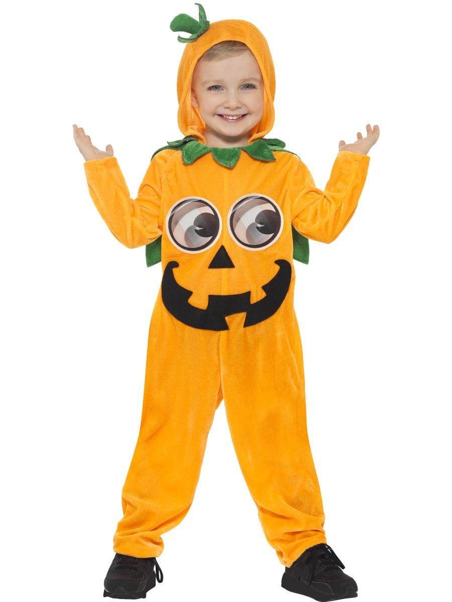 Pumpkin Toddler Costume  sc 1 st  Pinterest & Pumpkin Toddler Costume | Toddler costumes and Products