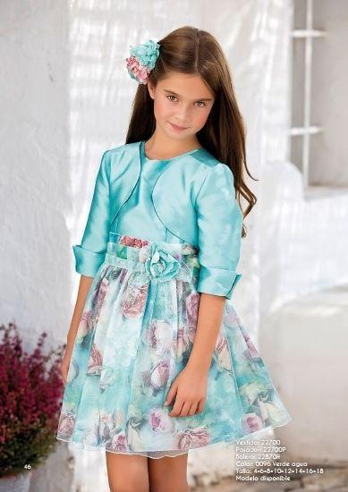Ceremonia Artesanía Amaya 2017 Para Realizar Tus Compras Entra En Nuestra Tienda Online W Vestidos Para Niñas Vestidos Bonitos Para Niña Moda Para Niñas