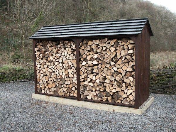 brennholz zu hause lagern ohne probleme oder doch brennholz lagern und drau en. Black Bedroom Furniture Sets. Home Design Ideas