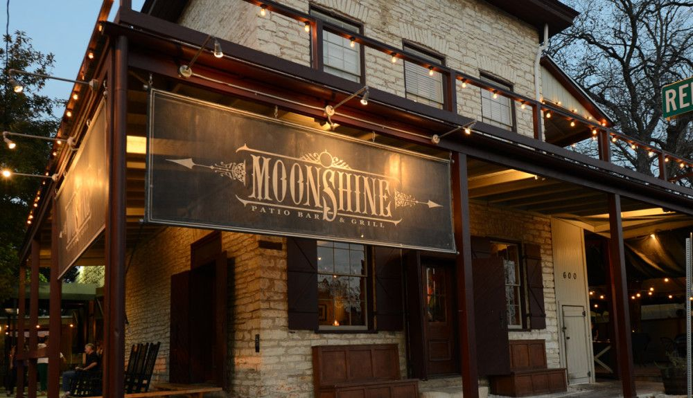The Haunted Moonshine Patio Bar U0026 Grill In Austin (featured On Daytripper  Spooky ...
