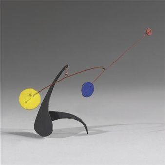UNTITLED By Alexander Calder ,Circa  1946