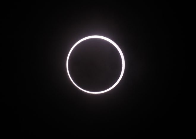 Millions watch as rare 'ring of fire' eclipse passes over Asia, US | Fox News