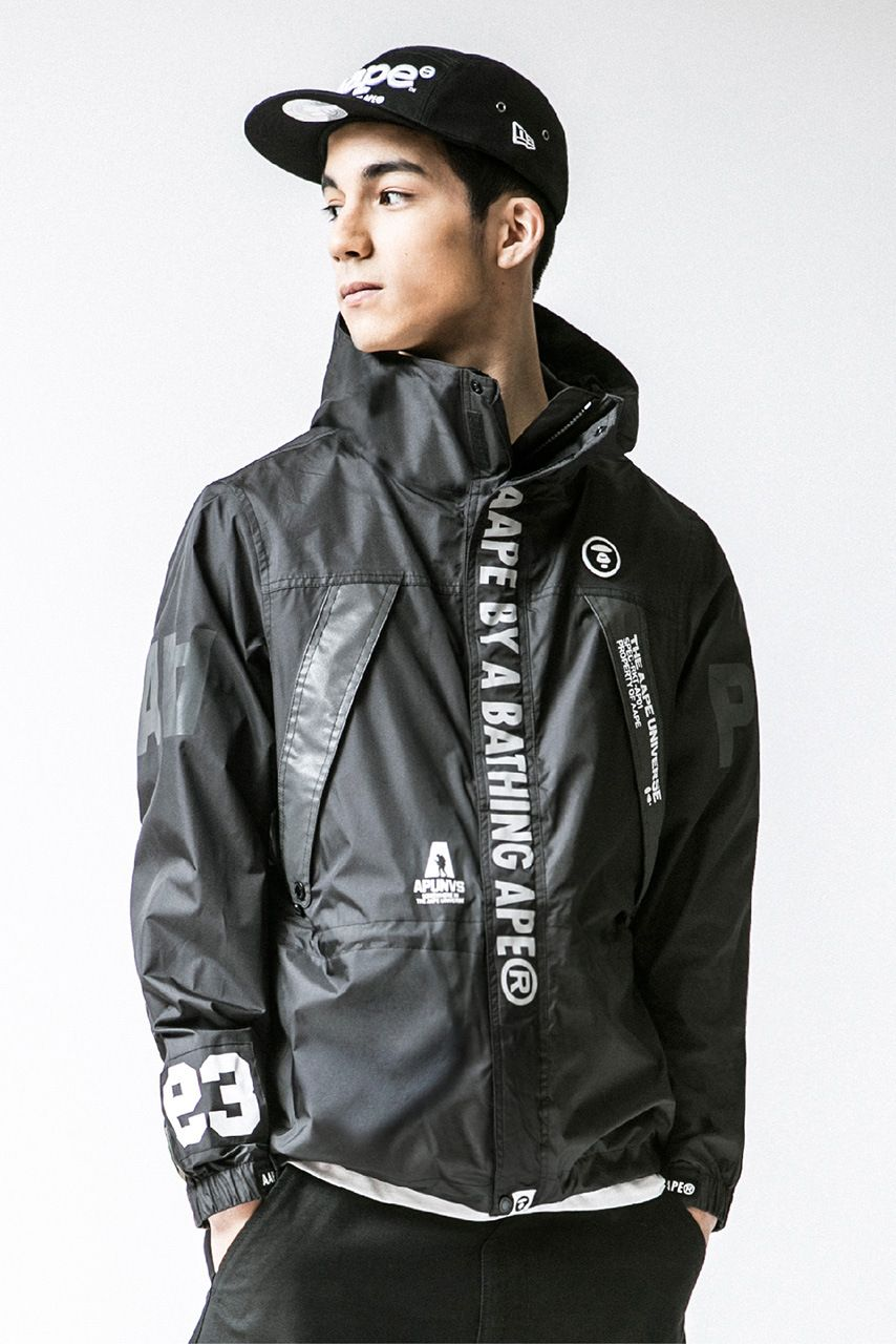 0a339f9196f AAPE by A Bathing Ape 2014 Spring Summer Lookbook