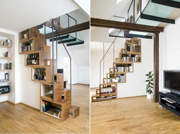 Treppen Ideen moderne treppen aus holz moderne treppen ideen verschiedene