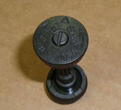 M1 Garand Lock Bar Rear Sight Pinion Assembly Wwii Style Lockbar