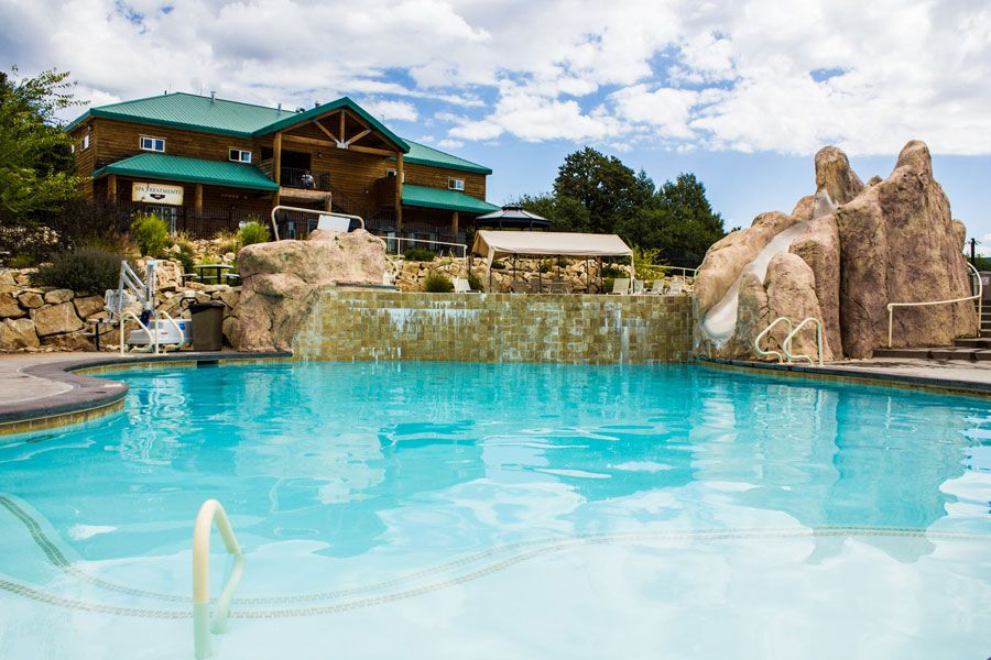 Zion National Park Cabins | Zion Cabins | Pool