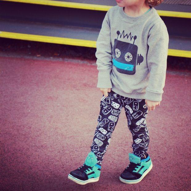 FABULOUS FRIDAY: WIN 2 INDIKIDUAL LEGGINGS 1 BOY & 1 GIRL gesponsored door Little Sahou | UrbanMoms.nl