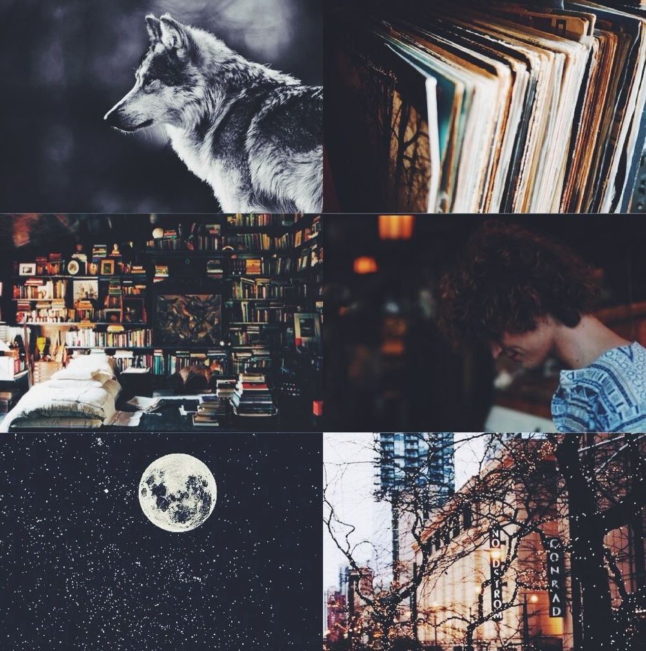 Remus Lupin by alrightpotter.