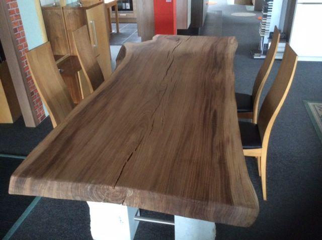 massiver Rüster Tisch made by Firma Ziegler  Karg Massivholz - esstische aus massivholz ideen